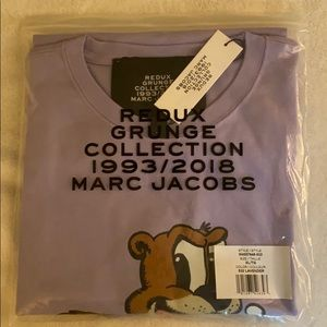 NWT Marc Jacobs x Robert Crumb Redux Grunge Tee
